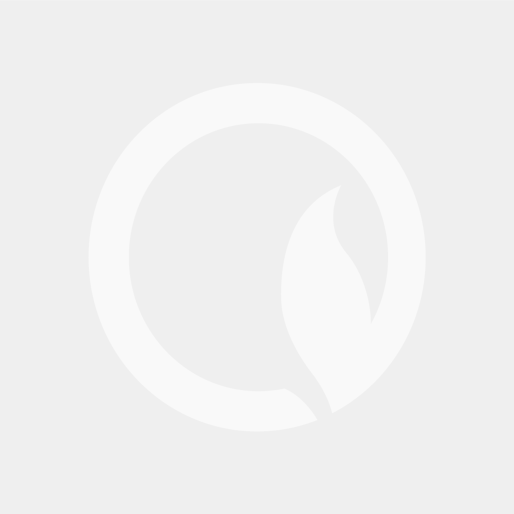 Milano Alpha - Black Horizontal Single Slim Panel Designer Radiator 635mm x 1190mm